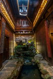 Anhui Yixian Hongcun το πανδοχείο Στοκ εικόνα με δικαίωμα ελεύθερης χρήσης