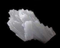 Anhydriet & x28; calcium sulphate& x29; Royalty-vrije Stock Afbeeldingen