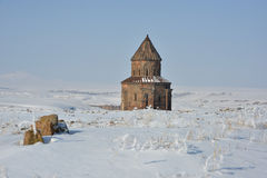Ani - εκκλησία Tigran Honents Στοκ εικόνες με δικαίωμα ελεύθερης χρήσης