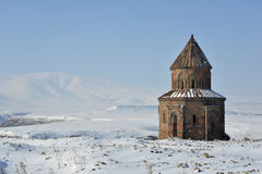 Ani - Kirche von St Gregory des Abughamrents Lizenzfreie Stockbilder