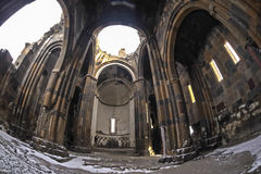 Ani Ruins HDR fotografie stock