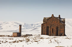 Ani Ruins, Kars, Turkey Stock Images