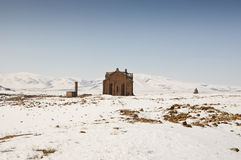Ani Ruins, Kars, Turkey Stock Photo