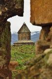 Ani Ruins Spring (stagione 4) fotografie stock libere da diritti