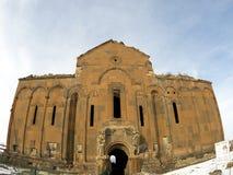 Ani Ruins Winter (stagione 4) immagini stock libere da diritti