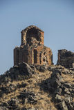 Ani ruiny Obrazy Royalty Free