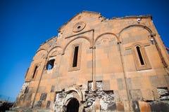 Ani ruiny w Turcja Zdjęcie Royalty Free