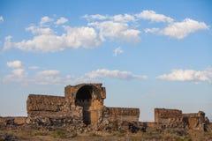 Ani ruiny w Turcja Obraz Royalty Free