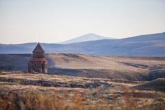 Ani ruiny w Turcja Zdjęcia Royalty Free