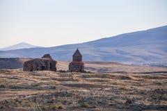 Ani ruiny w Turcja Obrazy Stock