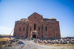 Ani ruiny w Turcja Zdjęcie Stock