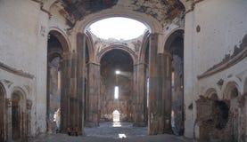 Ani ruiny w Turcja Fotografia Stock