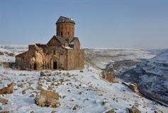 Ani - St Gregory kyrka royaltyfri bild