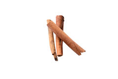 Anice and cinnamon. Spices are fragrant royalty free stock images