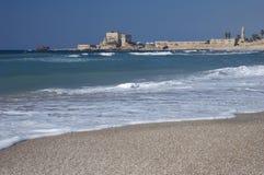 Anicient Caesarea Stock Photos