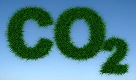 Anidride carbonica Immagini Stock Libere da Diritti