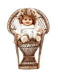 anielska lala Zdjęcia Stock