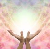 Anielska Lecznicza energia ilustracji