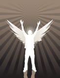 anielska młodość Obraz Royalty Free