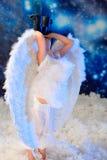 anielski dziecko Zdjęcia Stock