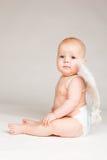 anielski dziecko Fotografia Stock