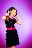 anielskie dziecko Zdjęcie Royalty Free