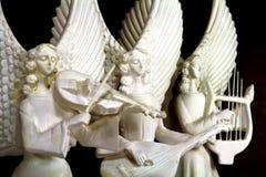 anielskie wystrój Zdjęcia Royalty Free