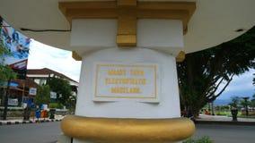 ANIEM-monument Royaltyfri Bild