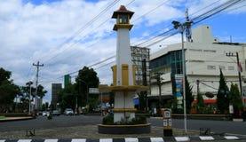 ANIEM-monument Arkivfoto