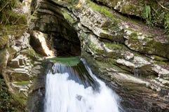 aniene Fall River Стоковое Изображение