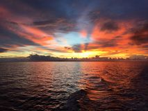Anika Beach i Bantayan Fotografering för Bildbyråer