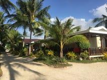 Anika Beach i Bantayan Arkivbilder