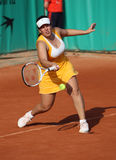Aniko KAPROS (HUN) at Roland Garros 2010 Stock Photography