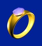anillo Fotografía de archivo libre de regalías