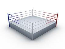 Anillo de boxeo Imagenes de archivo