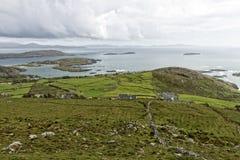 Anillo de Kerry - Irlanda fotos de archivo libres de regalías