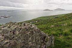 Anillo de Kerry - Irlanda fotografía de archivo libre de regalías