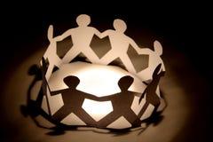 Anillo de la amistad Imagen de archivo libre de regalías