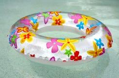 Anillo de la natación Fotos de archivo libres de regalías