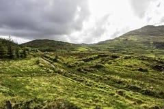 Anillo de las montañas de Kerry - Irlanda Imagen de archivo