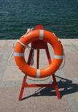 Anillo de Lifebuoy Imagen de archivo