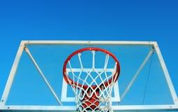 Anillo del baloncesto Imagenes de archivo