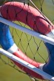 Anillo salvavidas Foto de archivo libre de regalías
