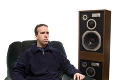 Anillo - sonido Fotografía de archivo