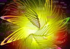 Anillos coloridos Imagenes de archivo