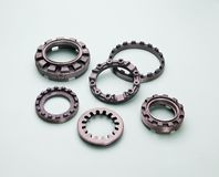 anillos de bastidor o bastidor ferroso para los atuomobiles imágenes de archivo libres de regalías