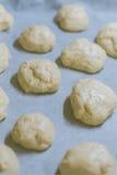 Anillos de espuma cocidos hogar Fotografía de archivo libre de regalías