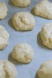 Anillos de espuma cocidos hogar Fotografía de archivo