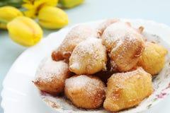 Anillos de espuma dulces Foto de archivo libre de regalías