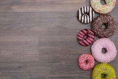 Anillos de espuma, dulces Fotografía de archivo libre de regalías